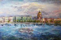 На берегах Невы. Петербургские зарисовки