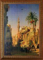 «Улица Эзбекия в Каире»