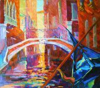 Венеция.Уединённая прогулка.