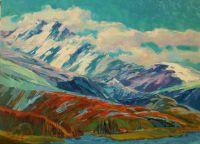 Горное эхо.Кавказ.