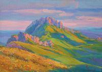Родина далёких предков.Горы Кавказа.