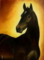 Лошадь №10