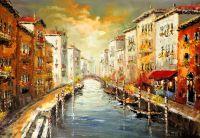 Венеция. худ.Тина Бруно