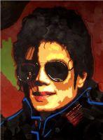 Майкл Джексон.худ.С.Теверин