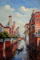 Венеция. худ.Августо Бруно