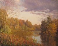 Осенняя радуга