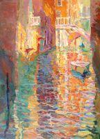 Венеция.В бликах и отражениях.