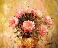 Букет роз.худ.А.Джанильятти