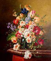 Мадонна в розах.копия Бугеро.худ.С.Минаев