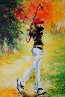 Мадонна в лилиях.копия Бугеро.худ.С.Минаев