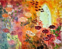 Путь к мечте. Розовый сад.
