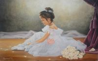 Маленькая балерина.