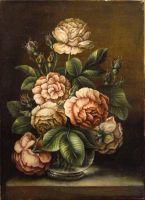 Розы в Викторианском стиле