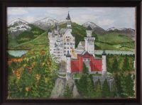 Замок Баварии