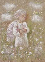 Весенний ангел