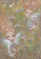 Садовые феи