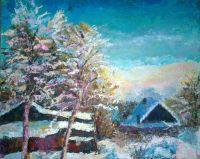 Зимний Сургут