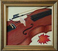 Этюд со скрипкой # 3.