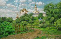 монастырь (оргалит)