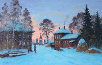 Деревня Лядины