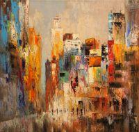 Город (картина Кристины Виверс)