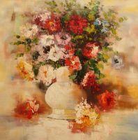 Букет (картина Кристины Виверс)
