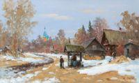 Деревня Заянье