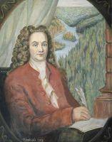 Портрет первого русского историка  В.Н.Татищева