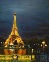 Набережная Парижа