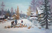 Деревня Равдино