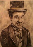 Портрет комика