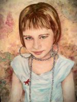 Портрет девочки