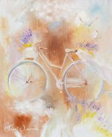 Fly bicycle