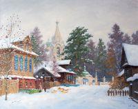 Деревня Светлицы