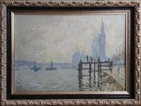 Клод Моне - Вестминстерский мост