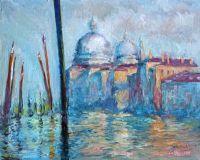 Клод Моне - Венеция