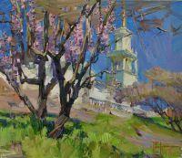 Весенний Севастополь
