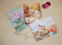 Набор открыток Love