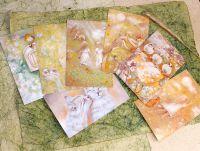 Набор открыток Пряное лето