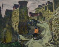 Село Балхар.Из серии Дагестан. 1965 г.