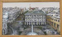 Генуя,площадь