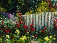 Цветы сада