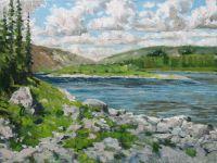 река Koжим