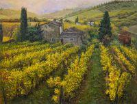 Сицилийские виноградники