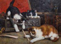 """""""Играющие котята"""""""