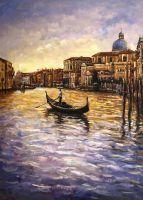 """""""Венеция. Синий вечер"""""""