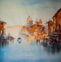 "Венецианский пейзаж ""Гранд-канал"""