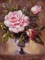 Букет роз. Пышный цвет