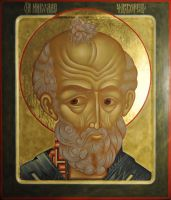 Святитель Николай Мирликийский Чудотворец