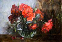 Красные розы. Олицетворяя страсть